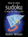 How to Solve Sudoku (eBook): A Step-by-Step Guide